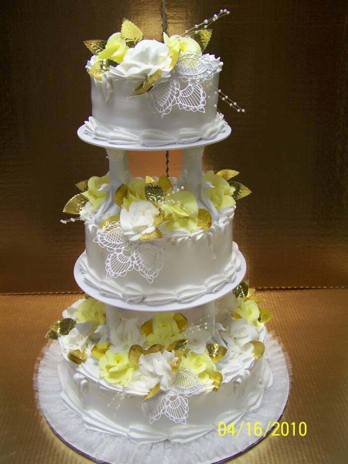 Tiered Cupcake Cake Ideas